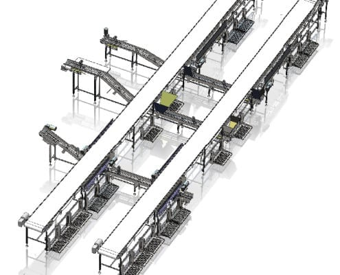 conveyor layout design