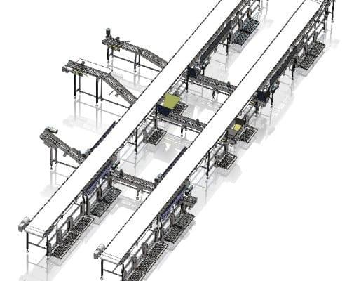conveyor layout design