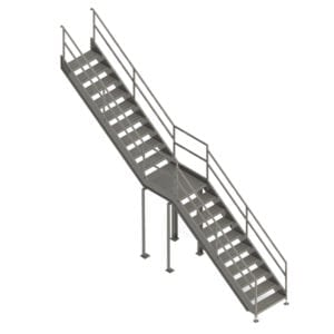 A-02942 18 stairs