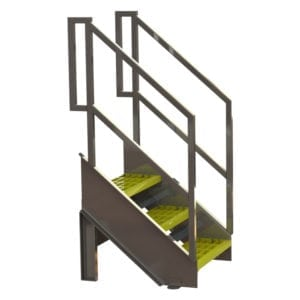 A-ergo stairs