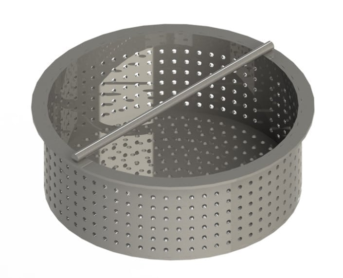 drain baskets small