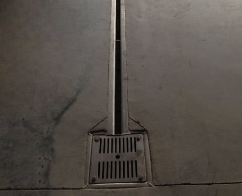 slot drain trench drain