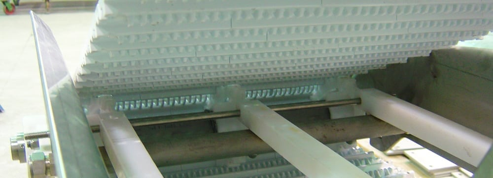 easy to clean conveyors