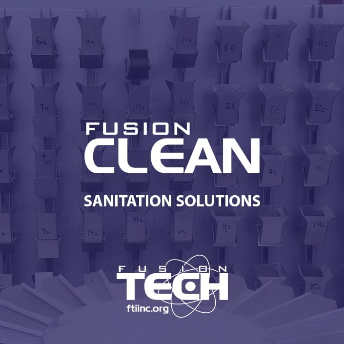 fusion clean sanitation and cleaning solutions