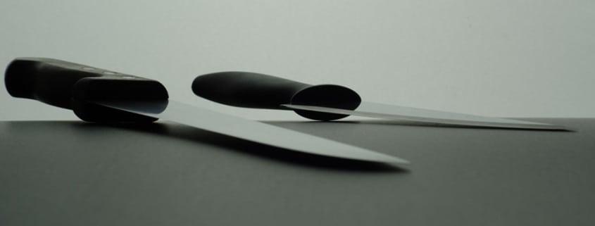 safe knife handling