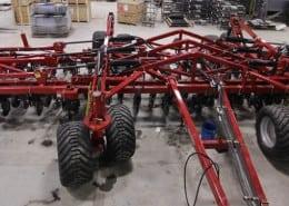 ag equipment overhead