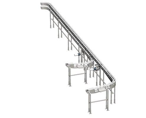 hot dog conveyor