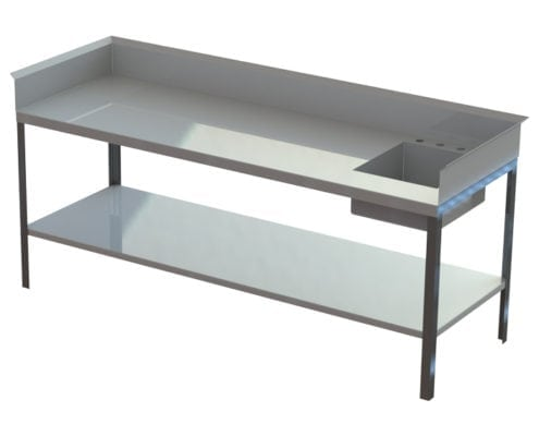 sink tables