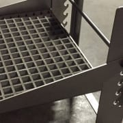 stainless steel ergonomic stands