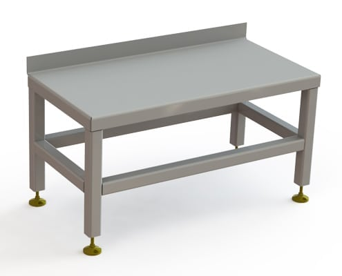 stainless steel packaging tables