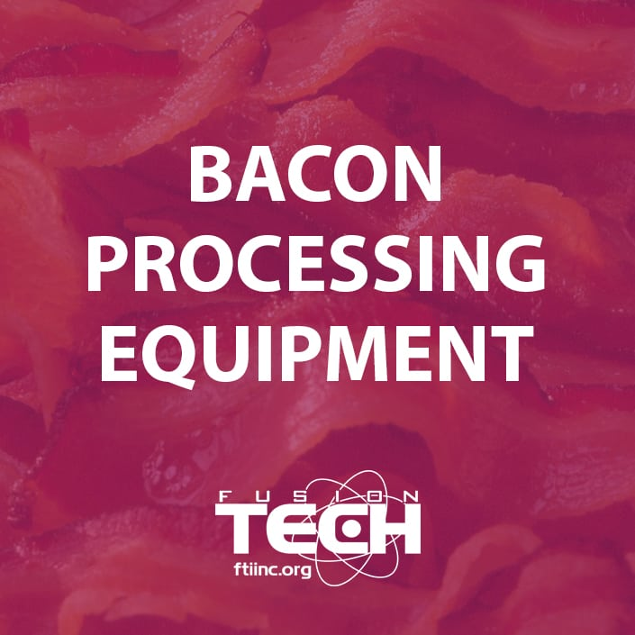 bacon processing equipment