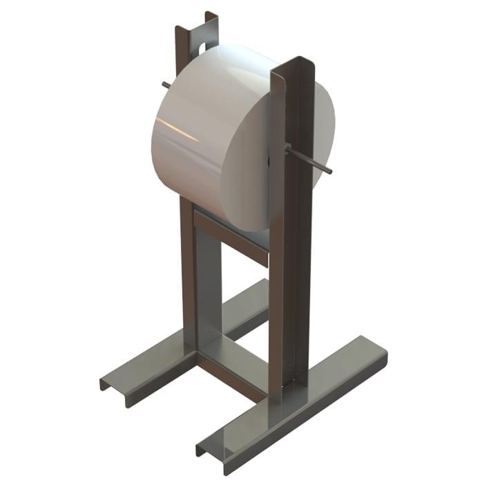 a-07253 paper roll racks