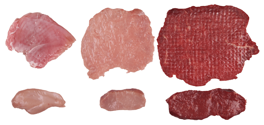 kt meat press sample pressed meat