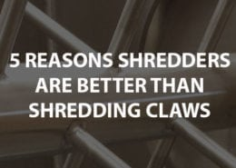 5 reasons meat shredders better shredding claws