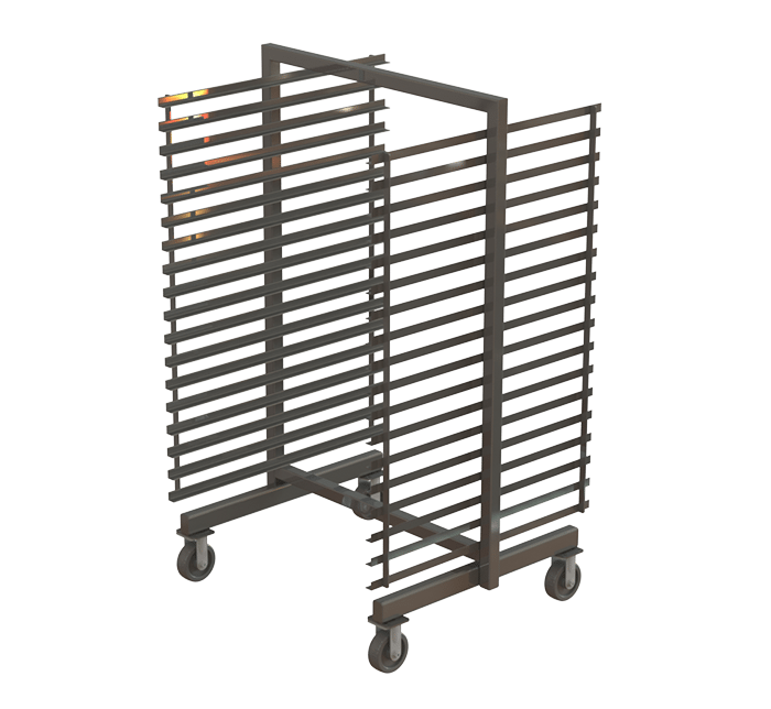 oven carts