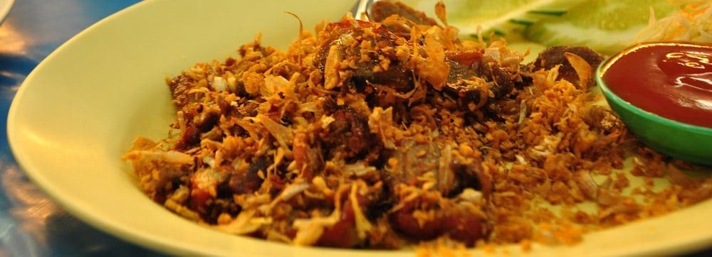 shredded meat restaurant