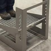 ergonomic stands durability test