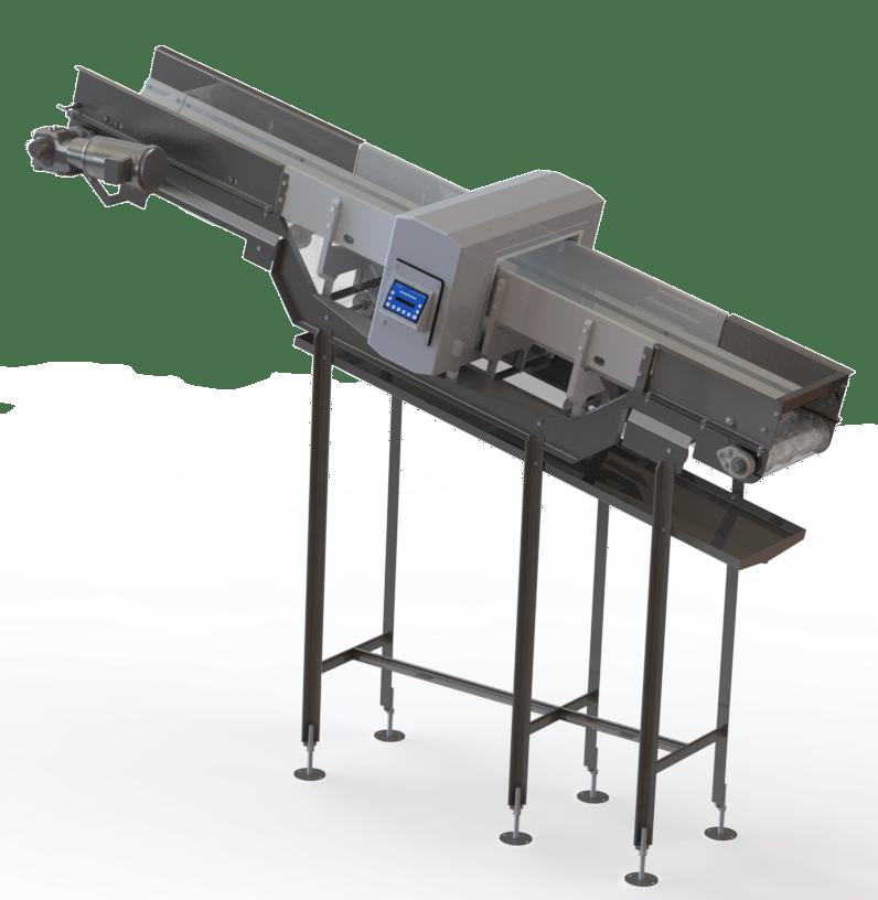 A-07615 Metal Detector Conveyor2