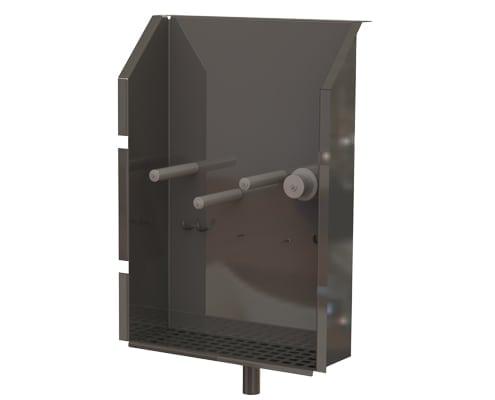 A-08559 DiversaCut 2110A Dicer Wash Rack