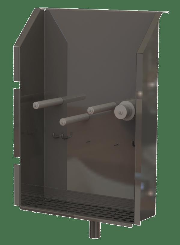 A-08559 Diversicut Dicer Wash Cabinet