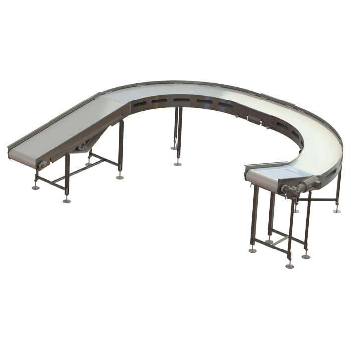 A-06148 radius conveyors