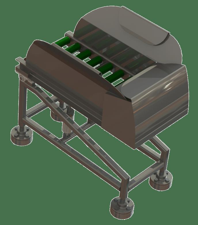 A-08014 Box Tipper ConveyorS
