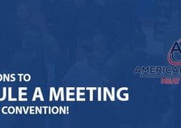 schedule a meeting aamp convention