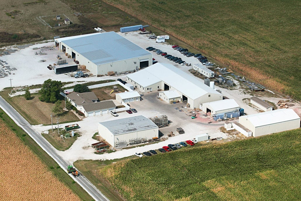 Third Manufacturing Facility
