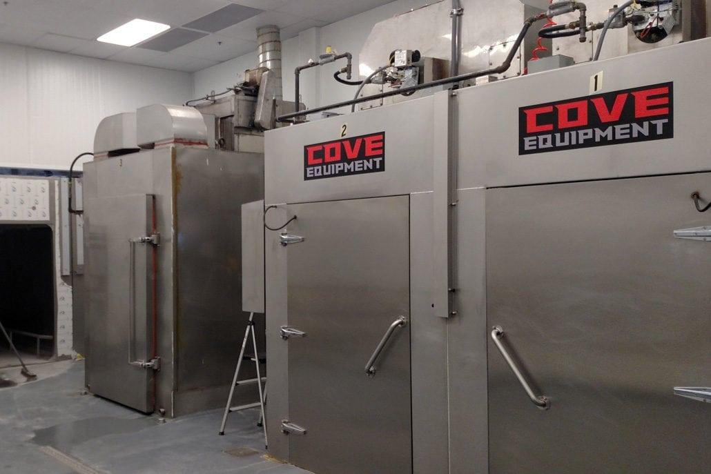 Cove Equipment Acquisition