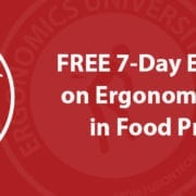 ergonomics university employee injuries