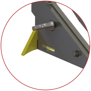 netting cutter table mount