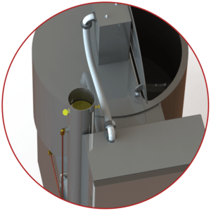 Smoke Generator Damper System
