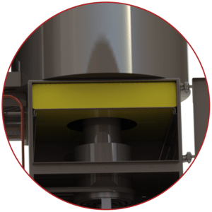 Smoke Generator Removable Guarding