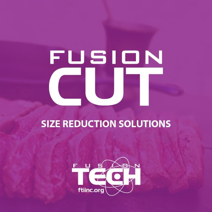 fusion cutting equipment