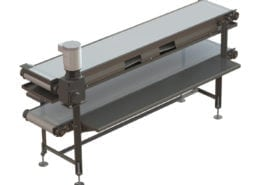 A-03597 Pack off conveyor station