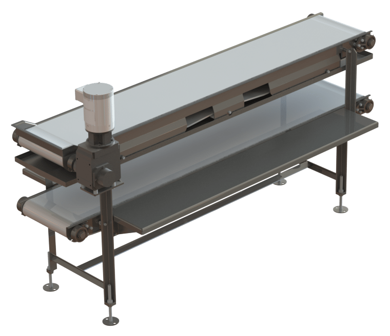 pack off conveyors