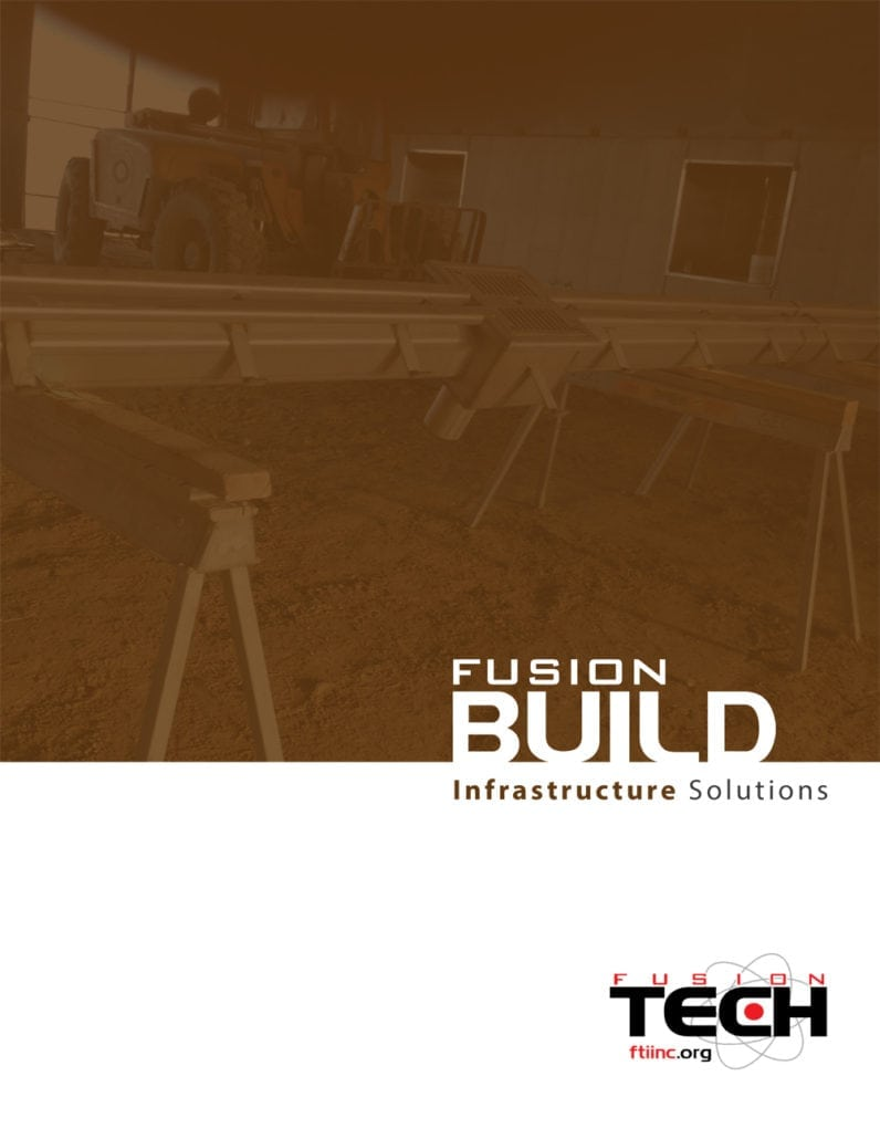 Fusion Build Catalog Cover