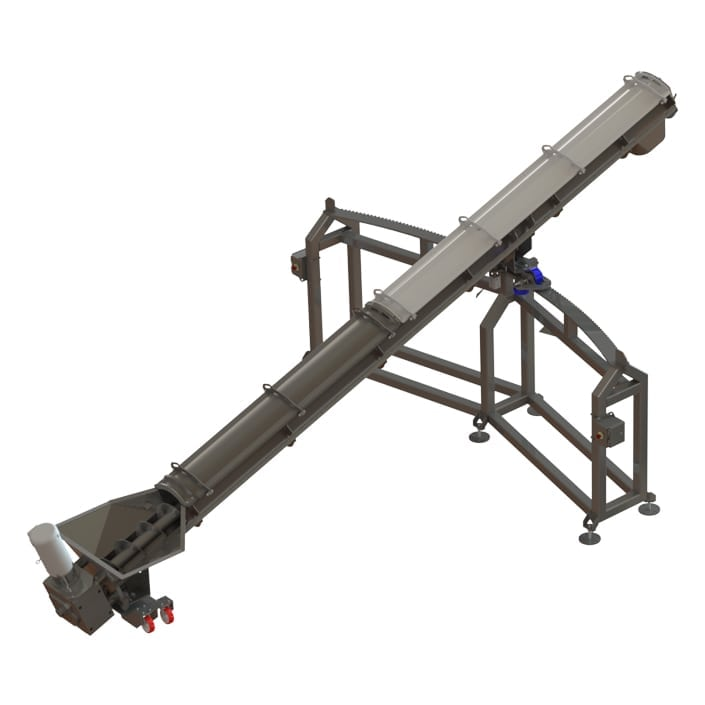A-08494 pivoting augers