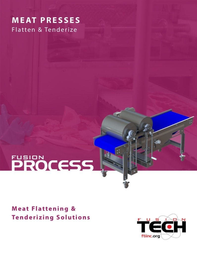 meat presses catalog
