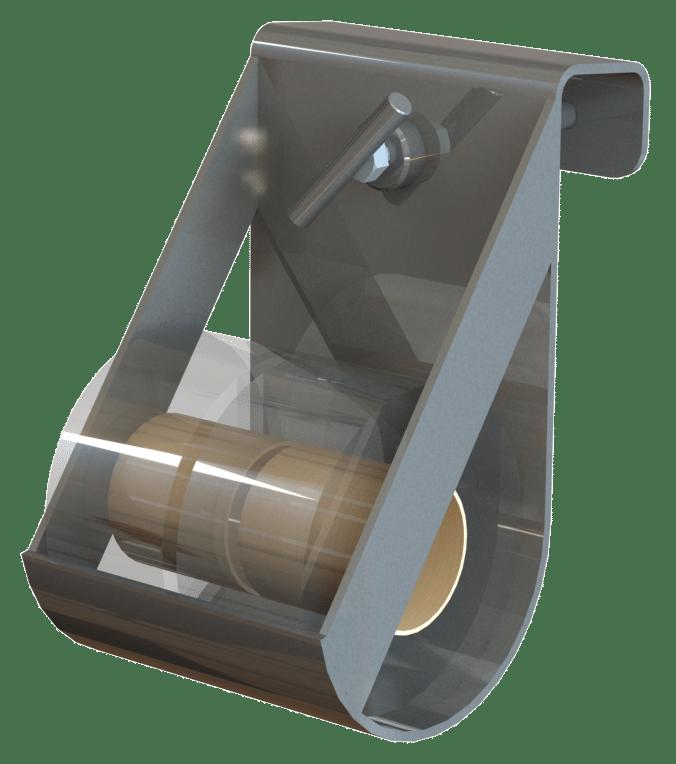 Tape Dispenser Bracket