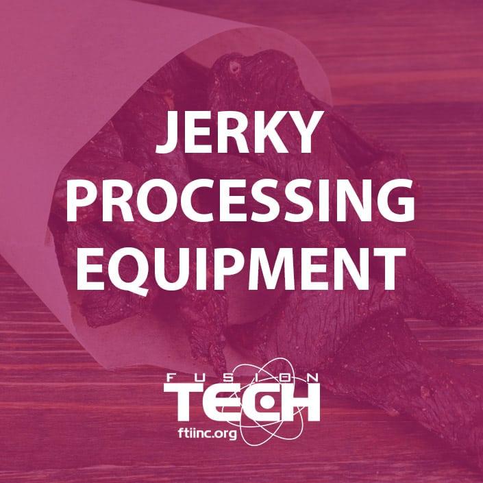 jerky processing