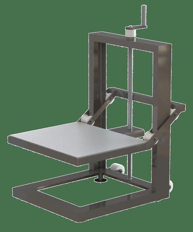 A-14380 Hand Crank Ergo Stand