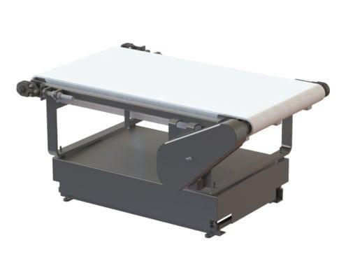 A-08299 Boxing Scale Conveyor