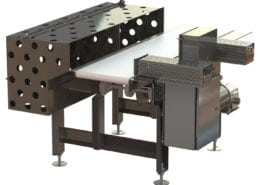 A-15522 Metal Detection Reject Conveyor