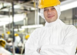 food processing employee safety