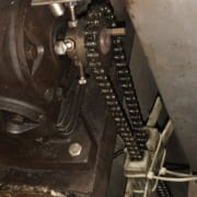 chain driven dampers