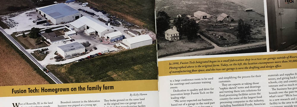 illinois country living article