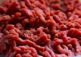 prevent e coli in ground beef