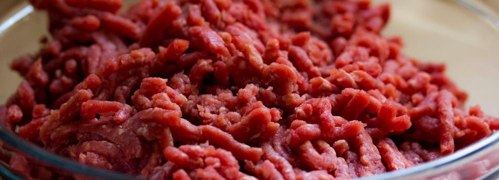 prevent e coli in ground beef