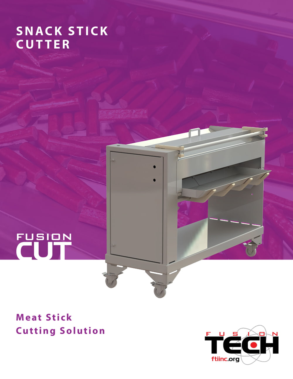 snack stick cutter from Fusion Tech